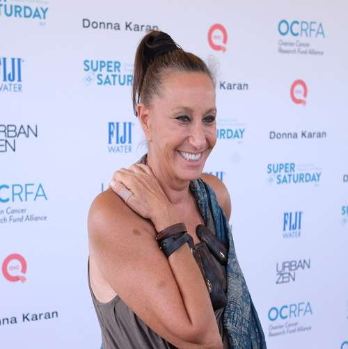 WATER MILL, NY - JULY 30: Donna Karan attends OCRFA's 19th Annual Super Saturday NY Hosted by Kelly Ripa, Donna Karan and Gabby Karan de Felice on July 30, 2016 in Watermill, New York. (Photo by Nicholas Hunt/Getty Images for OCRF)
