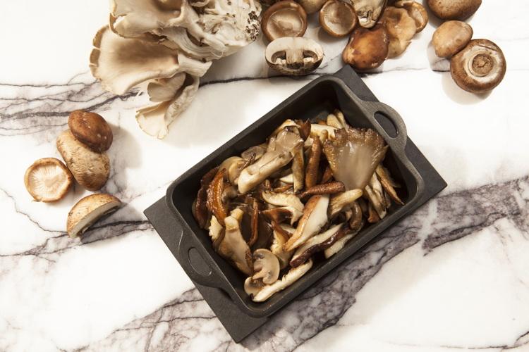 Mushroom extravaganza