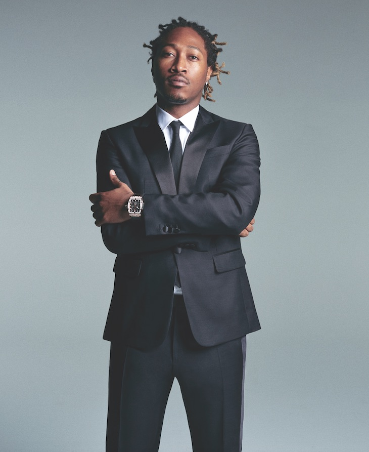 Rap Star Future Hendrix Dons This Fall 39 S Choicest Looks