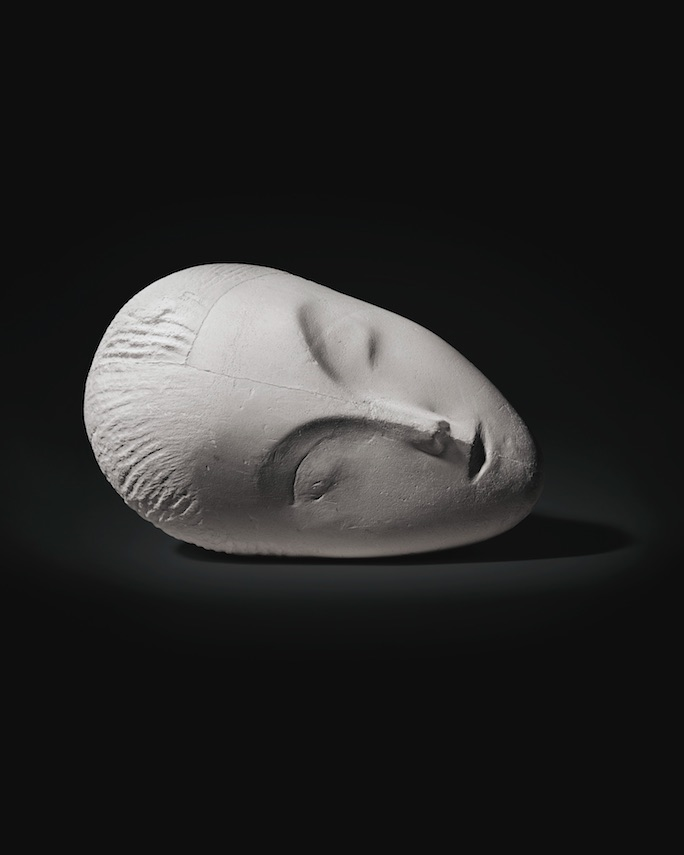 Constantin Brancusi La muse endormie, sold for $9,125,000.