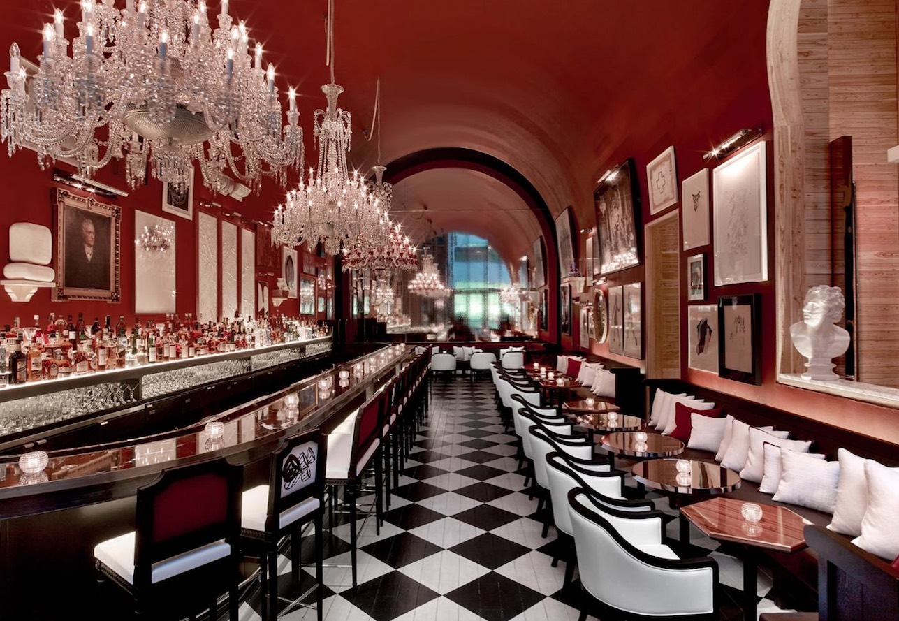 The Baccarat Hotel Bar