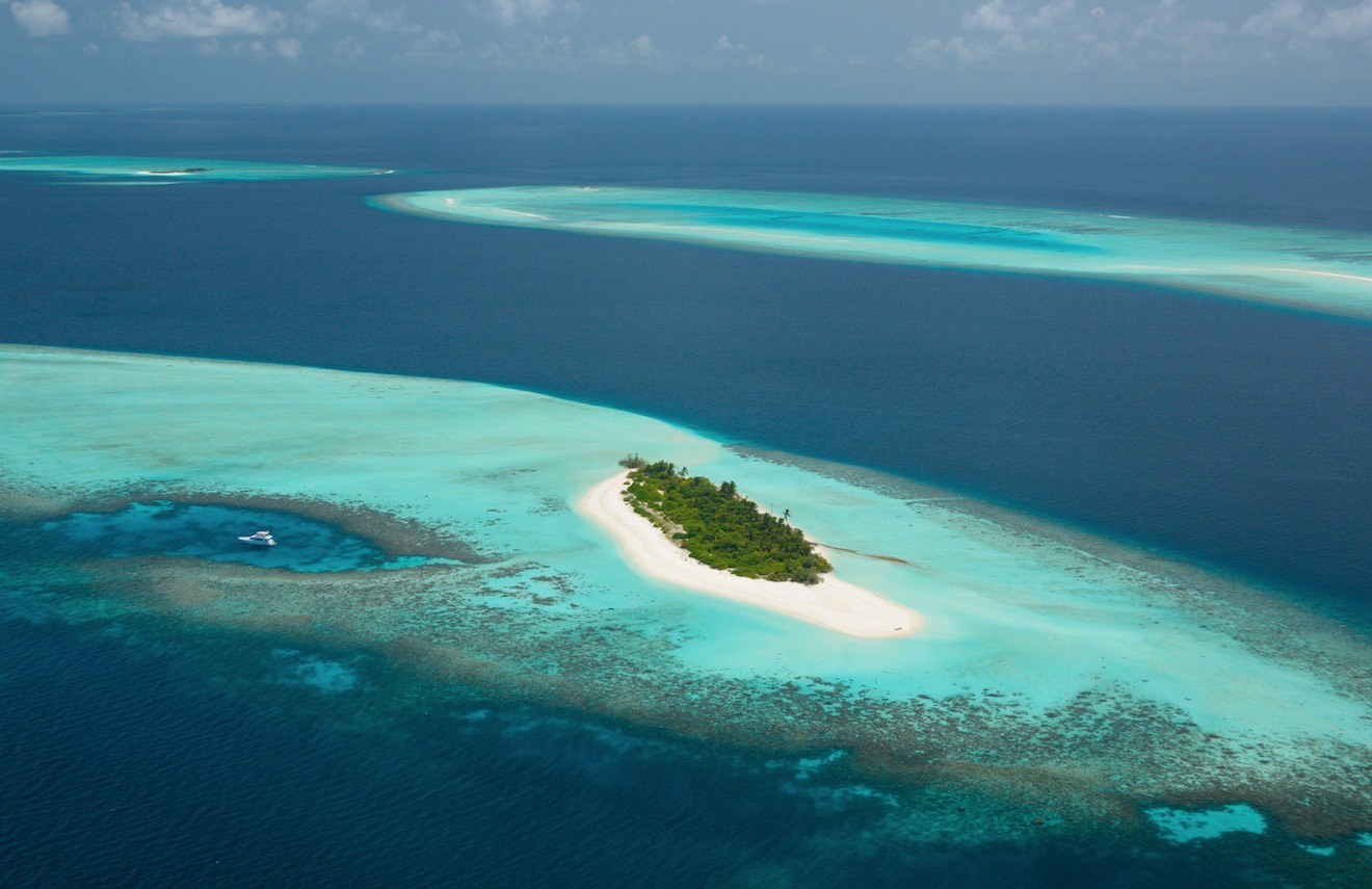 Four Seasons Private Island Maldives