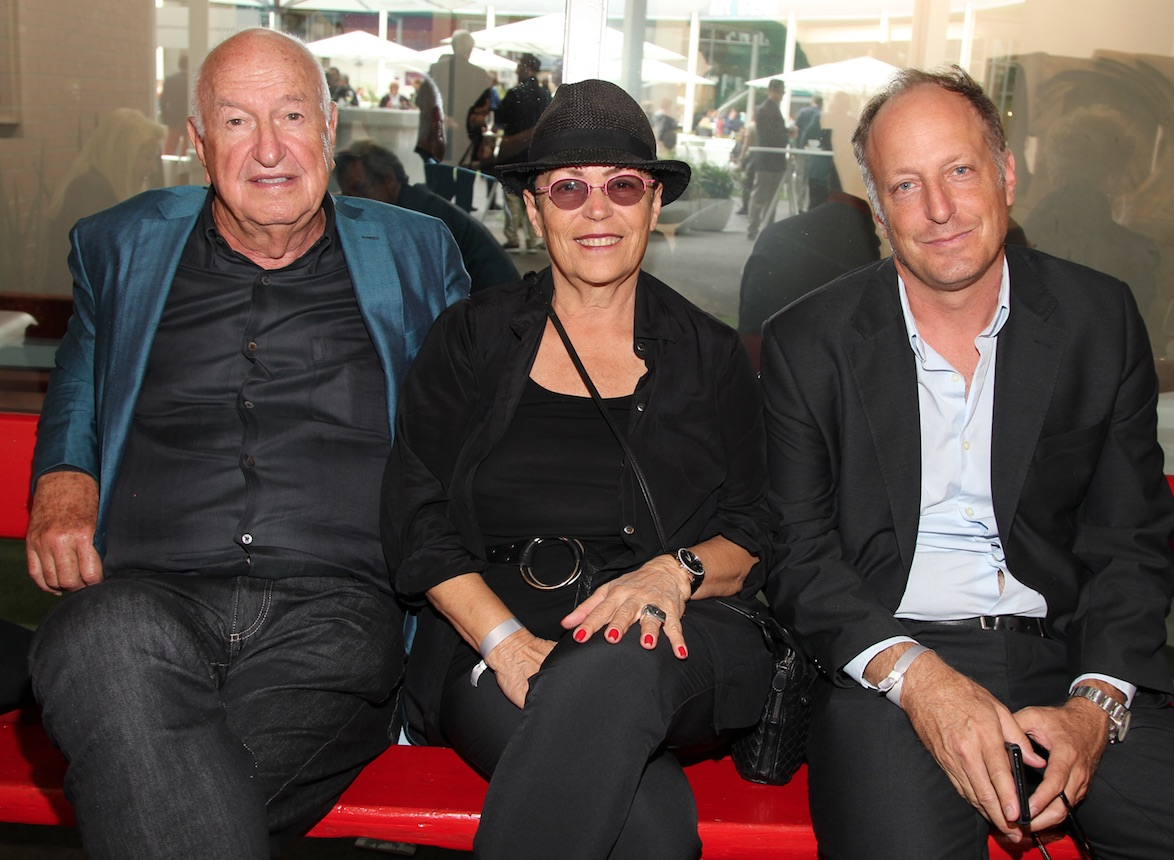 Don Rubell and Mera Rubell