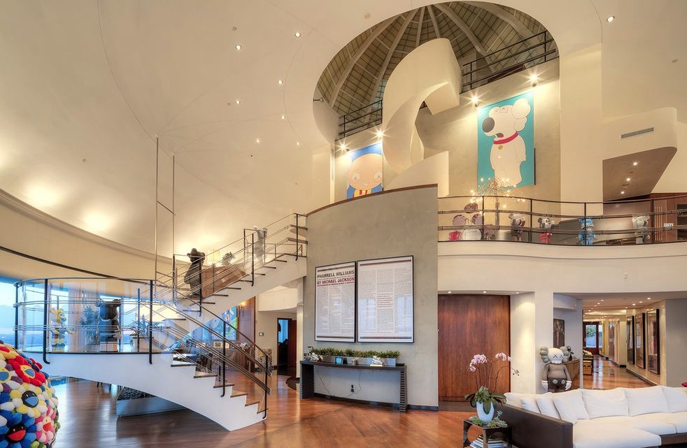Pharrel Williams just sold his penthouse in Miami for $9.25 million after it was listed on the market for four years.