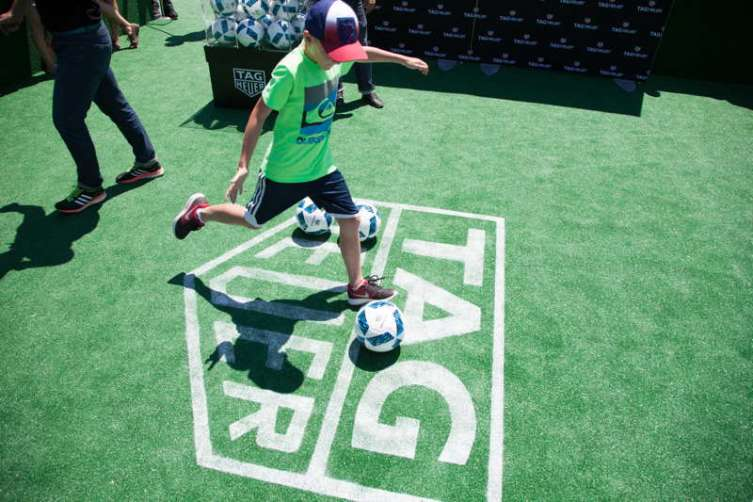 TAG Heuer Sponsors MLS All-Star Game 5