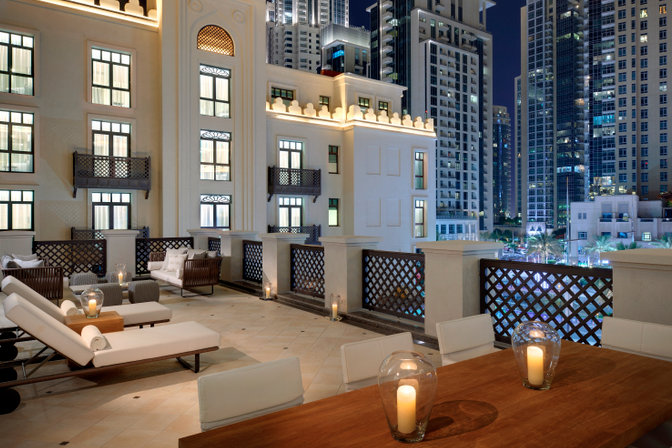Trendy boutique hotel vida downtown dubai is awarded for Trendy hotels dubai