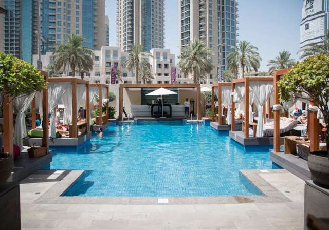 vida downtown dubai awarded prestigious certification