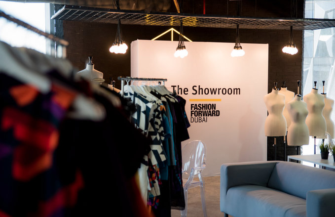 WIR FFD Samsung Showroom