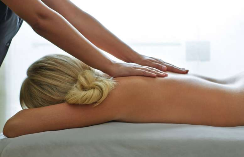 Four Seasons Beverly Hills massage