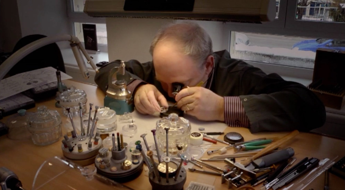 A closer behind-the-scenes look at the making of renowned Swiss watchmaking brand, Parmigiani Fleurier