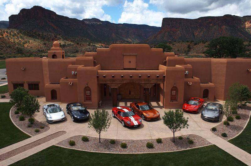 Gateway Canyon's Auto Museum