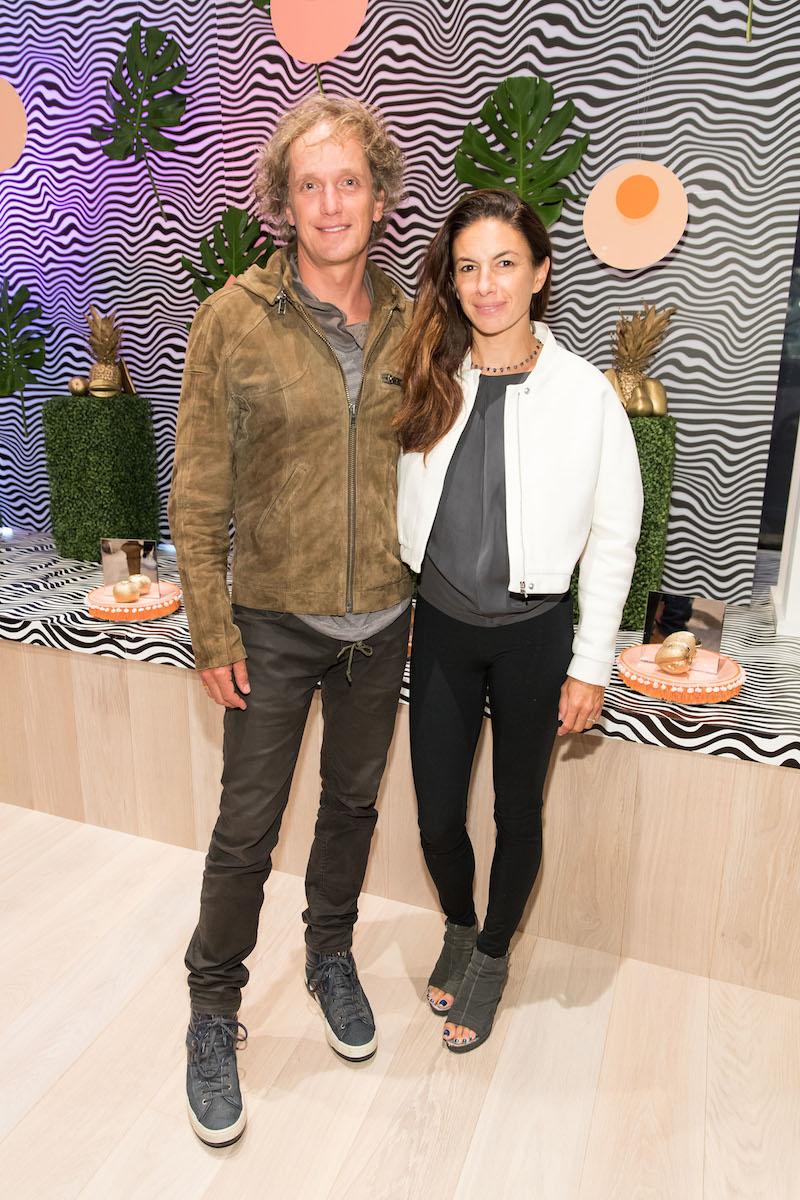 Yves Behar and Sabrina Buell
