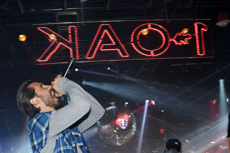 Scott Disick hosts Labor Day weekend event at 1 OAK Las Vegas.