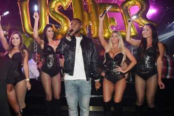 "1 OAK Las Vegas Hosts Official Album Release Party for Usher's ""Hard II Love"" Album"