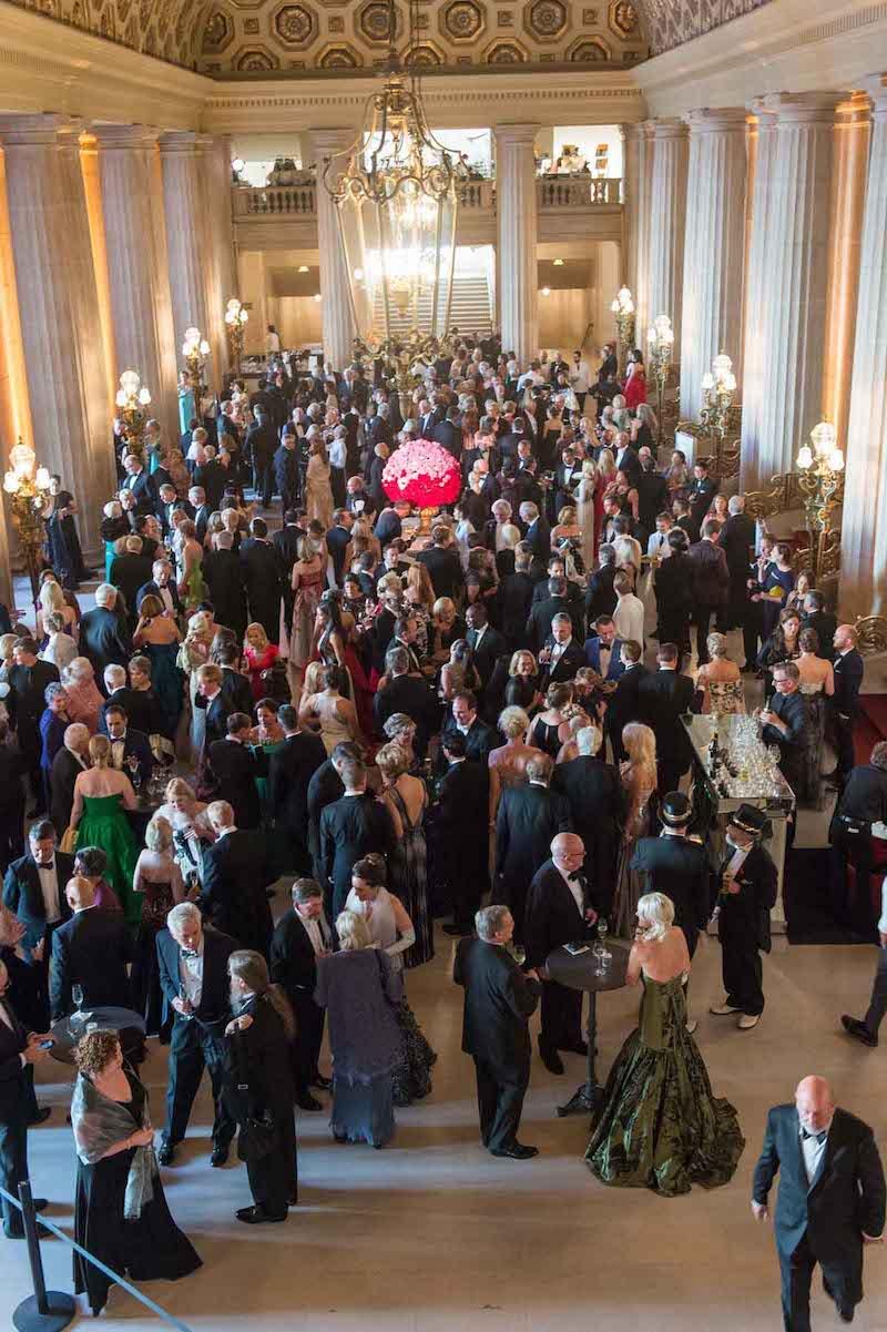 The 2015 Opera Ball