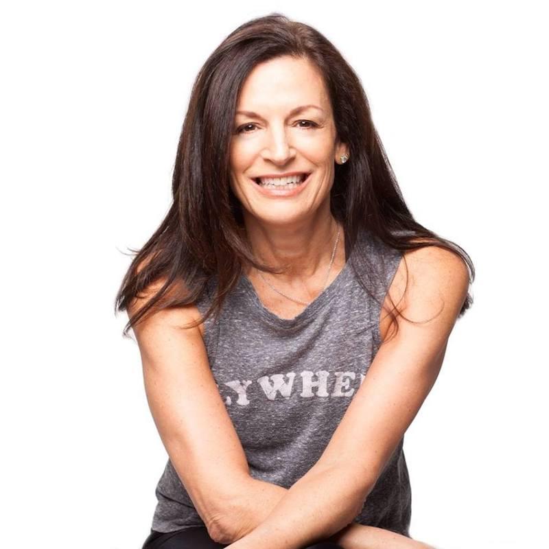 Flywheel's founder Ruth Zuckerman
