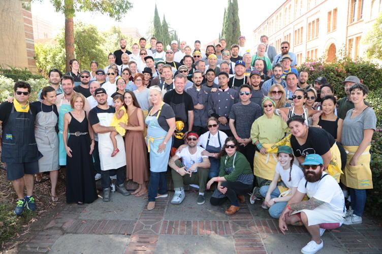 The chefs of Alex Loves Lemonade LA