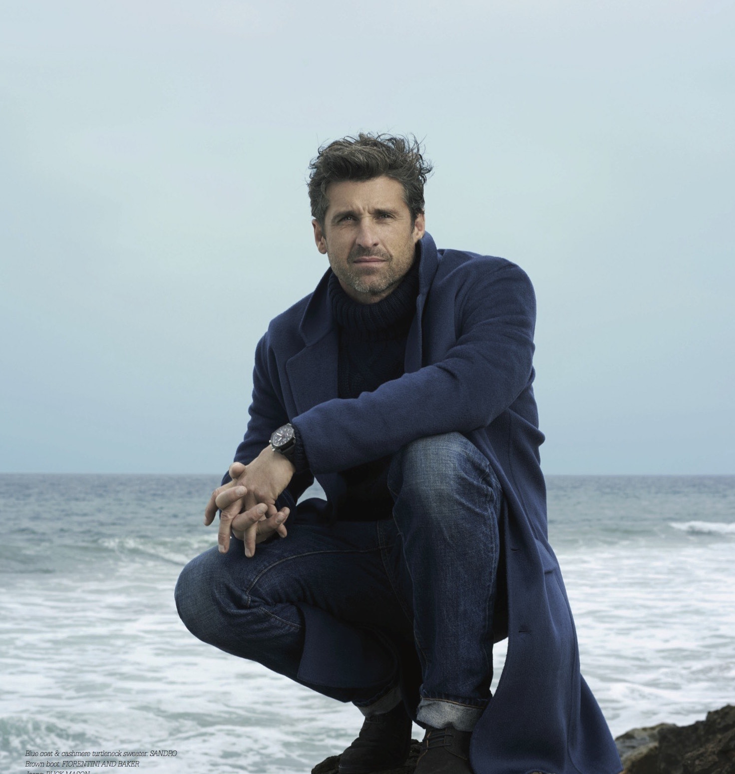 Patrick Dempsey Dishes On Bridget Jones Baby