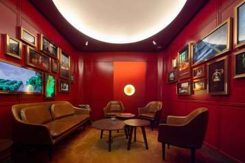 Louis XIII Eternity Room