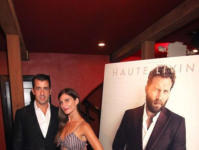 Haute Living Celebrates Cover Star Jai Courtney
