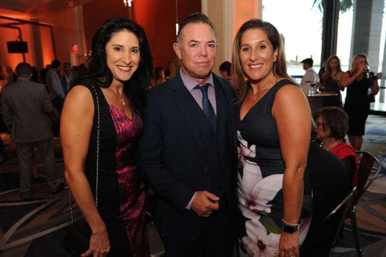 Brenda Baty, Shareef Malnik, & Sherri Gutierrez