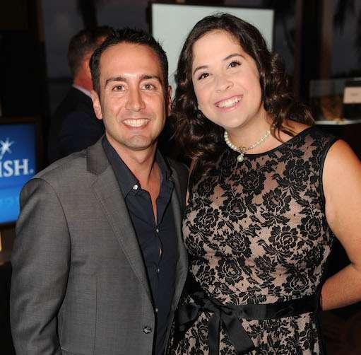 Chris Caputo & Stephanie Diaz