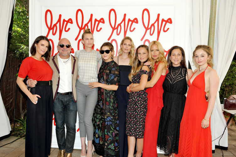 Revlon's Annual Philanthropic Luncheon 7