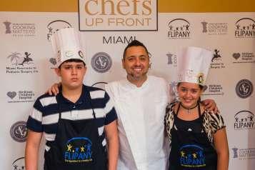 Chef Aaron Dreilinger With Sommelier, Natalia