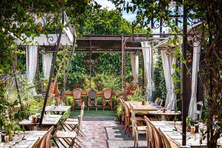 The 5 Most Whimsical Restaurants In Los Angeles
