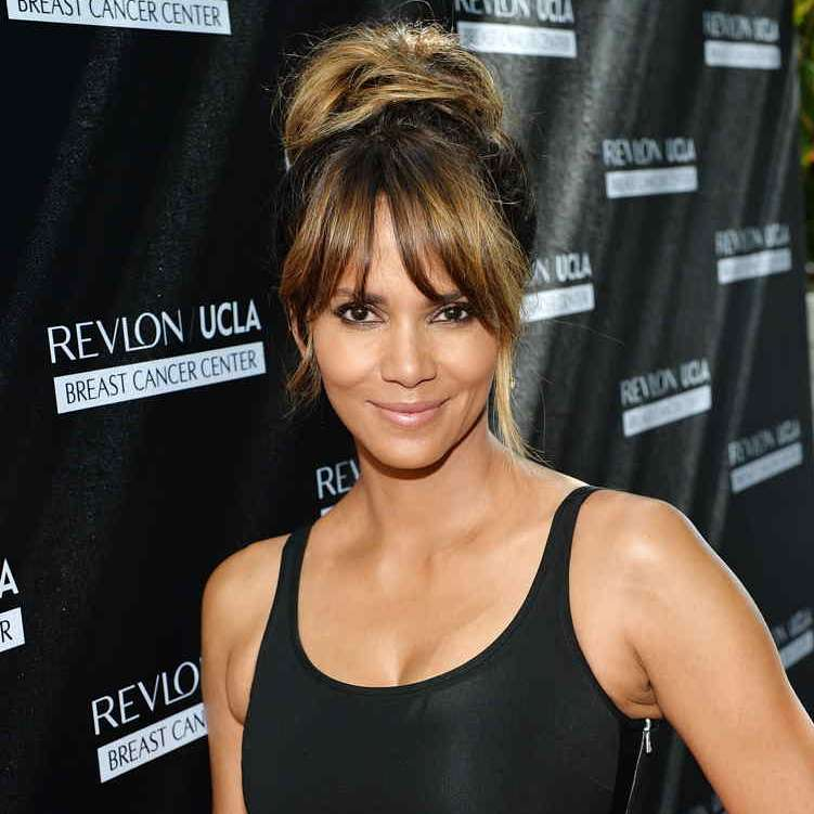 Halle Berry, Revlon Global Brand Ambassador, attends Revlon's Annual Philanthropic Luncheon