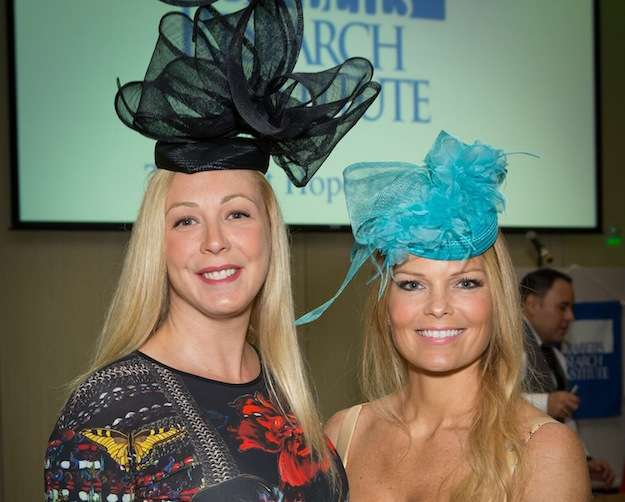 Angela Birdman and Christine Klingspor