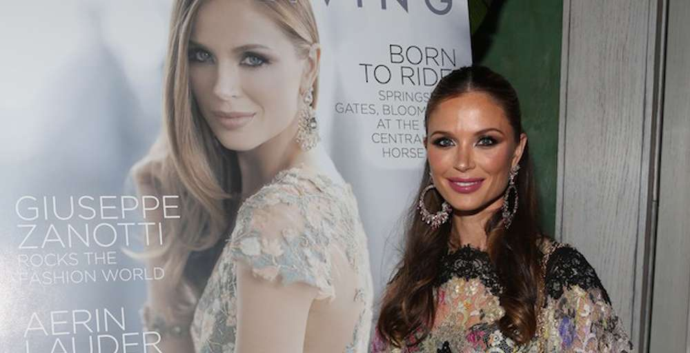 Inside Haute Living's Cover Party for Georgina Chapman at Socialista