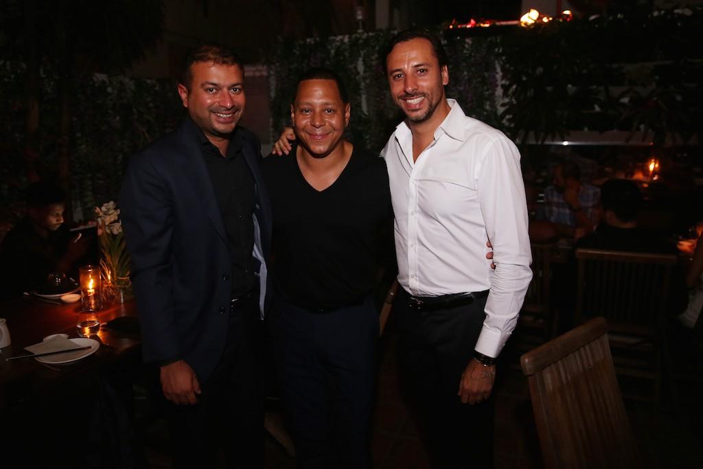 Kamal Hotchandani, Keenan Towns, & Michael Ridard