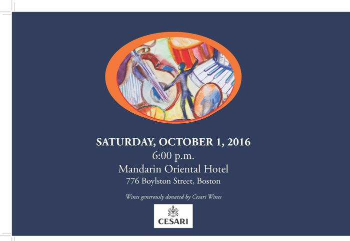 Boston Landmarks Orchestra's 15th Anniversary Gala