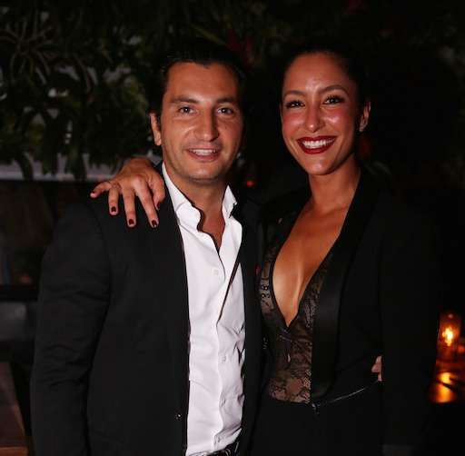Mathieu Massa & Violet Camacho
