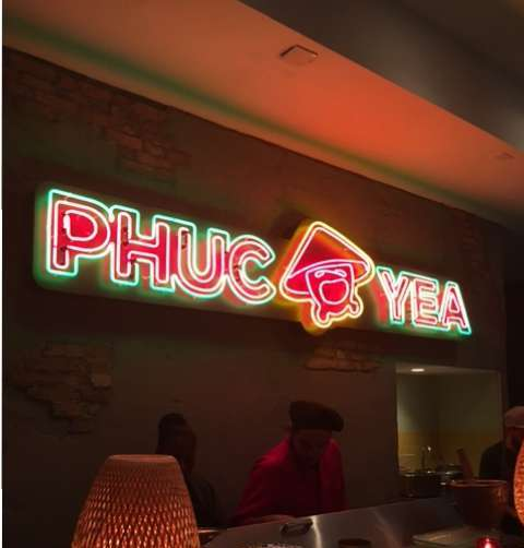 Phuc Yea sign