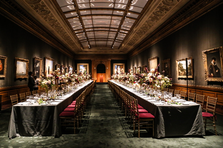 THE FRICK COLLECTION: AUTUMN DINNER 2015