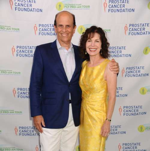 Mike Milken, Lori Milken photo by Rob Rich/SocietyAllure.com ©