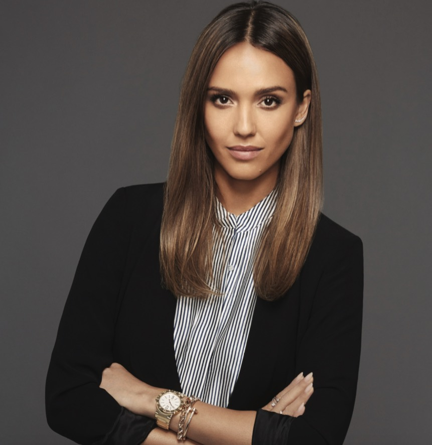 A Day in the Life of G... Jessica Alba