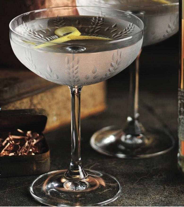 """Honey Lynn"" cocktail with Absolut Elyx"