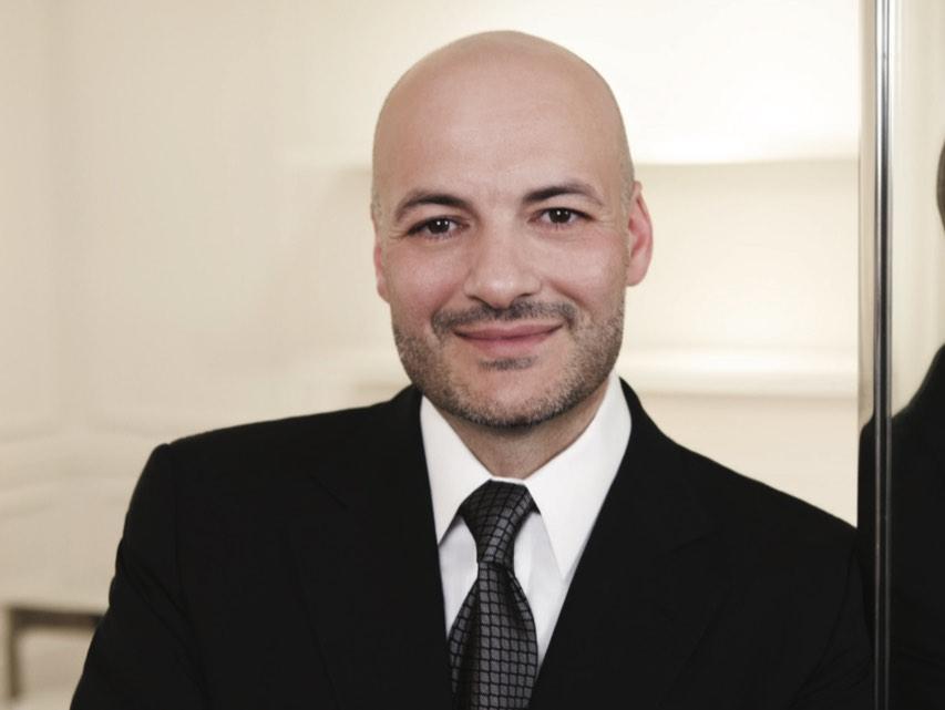 Victor Luis, CEO of Coach