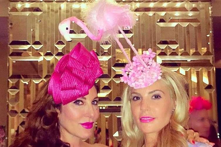 Tara Soloman and Jillian Posner