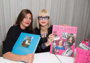 Susana Martinez Vidal and Elysze Held at Auberge Beach Residences & Spa Fort Lauderdale for an engaging conversation on Frida Kahlo and her timeless sense of style.