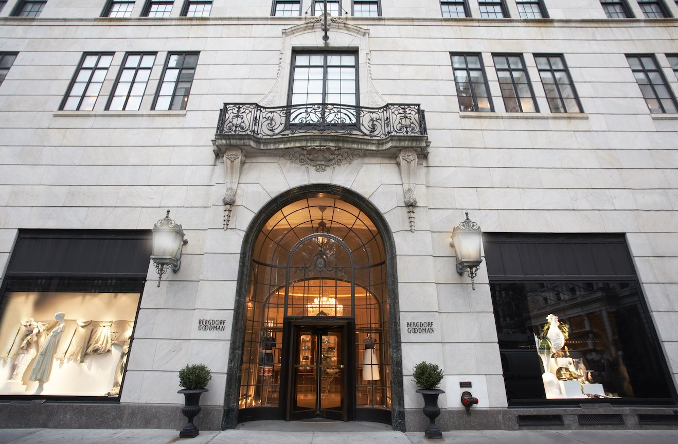 Bergdorf goodman 39 s linda fargo discusses opening of new floor - Bergdorf goodman salon ...