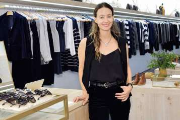 Jenni Kayne And Clare Vivier Celebrate The Opening Of Their Stores At Lido Marina Village In Newport Beach