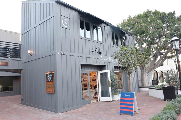 The Lido Marina Village Claire Vivier store exterior