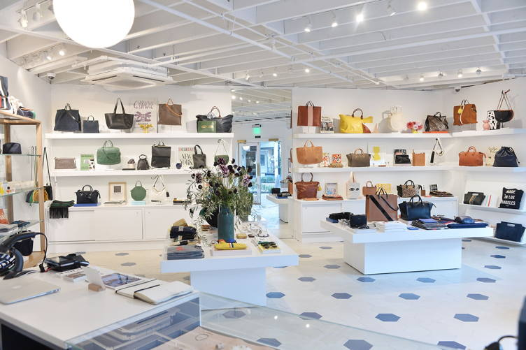 The Lido Marina Village Claire Vivier store interior