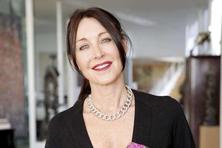 Tamara Mellon celebrates the relaunch of her luxury shoe brand