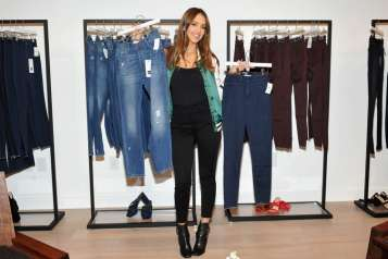 DL1961 x Jessica Alba Collection Event at the REVOLVE Social Club