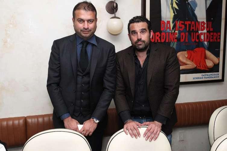 Kamal Hotchandani and Seth Semilof